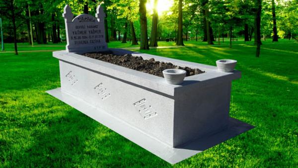 001 Hazır mezar