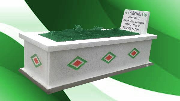 008 Hazır mezarlar